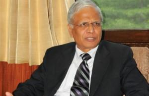 V.P-Haran-clarified-that-the-withdrawal-of-subsidies-on-LPG-and-kerosene-to-Bhutan