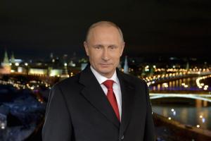 Vladimir Poutine, Seigneur de la guerre