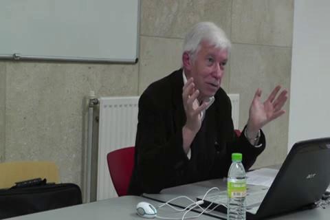 Conférencier : JC Manifacier, Professeur d'Université (ER), Secrétaire de l'association France Russie Convergences